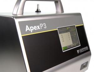 Apex Portable Lighthouse ccstec Partikelzähler